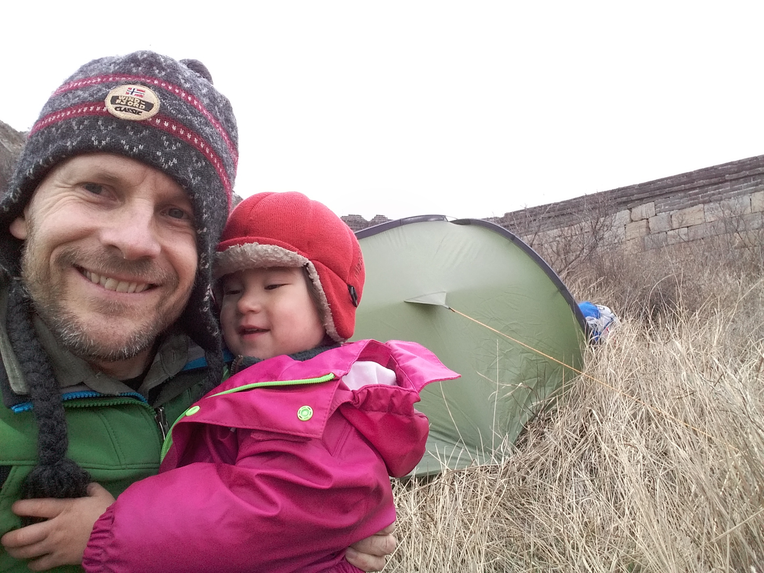 Camping with kid